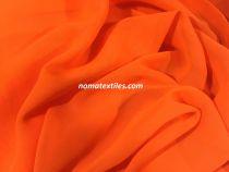 Мульти шифон(оранжевый 15)