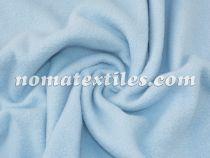 флис. цвет голубой №7