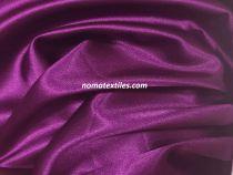 Атлас стрейч тонкий(фиолетовый)