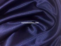 Атлас стрейч тонкий(темно синий)