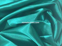 Атлас стрейч тонкий(зеленый)
