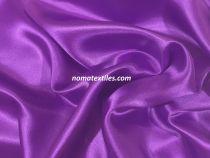 Атлас простой(фиолетовый)