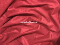 Замша тонкая (бордовый)