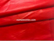 плащевка лаке. цвет красный