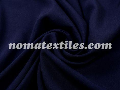 штапель, цвет темна синий №16