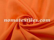 штапель, цвет оранжевый №12