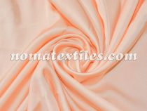 шелк армани. цвет абрикосовый