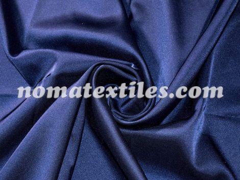 Шелк армани (тёмно синий)