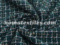 Пальтовая ткань твид (бутылочный)