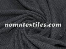 трикотаж мустанг полоска (тёмно серый)