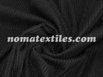 трикотаж мустанг полоска (чёрный)