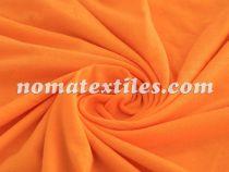 Трикотаж кулир хлопок 100% (оранжевый)