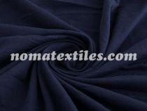 Трикотаж кулир хлопок 100% (тёмно синий)