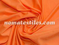 трикотаж микро масло (оранжевый)