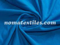 Трикотаж двунитка пенье (бирюза голубая)