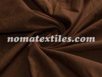 Трикотаж двунитка пенье (светло коричневый)