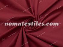 поплин стрейч (бордовый)