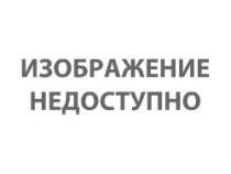 Штапель горох, фон мята- белый горох10мм